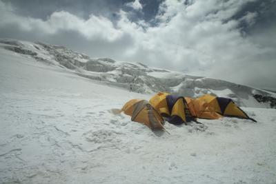 Foto Zdeno Brnoliak. V stane sa stále prebúdzate od extrémnej zimy alebo na to, ako ním lomcuje vietor.